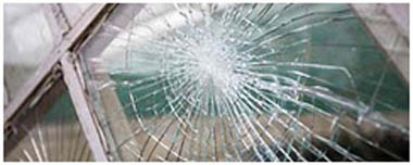 Maghull Smashed Glass
